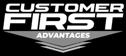 customer first advantages